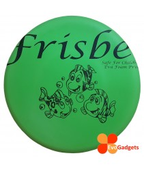 Frisbee or Flying Disk/Disc Cool Outdoor /Team building  (Diameter = 23cm -Green-Fish)
