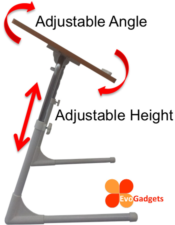 Key features adjustable height and angle