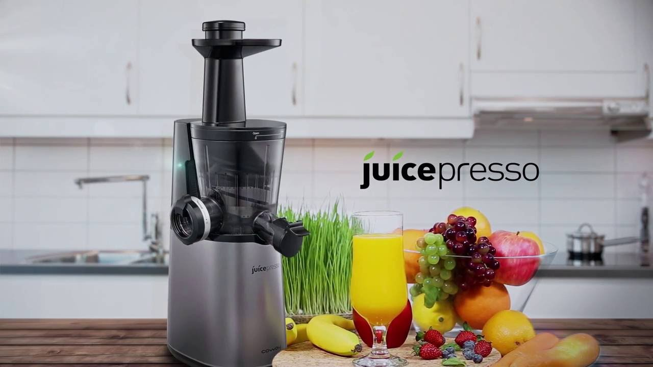 Coway Slow Juicer Review : Coway PRISM Juicepresso - Slow Juicer (end 7/5/2019 4:04 PM)