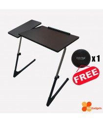 Ergonomic Adjustable / Foldable / Folding / Laptop/ Notebook Table (Premium Model)