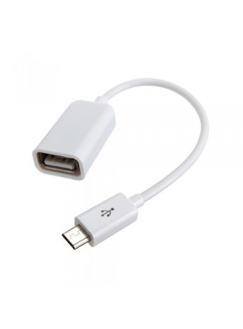 Micro USB OTG Connector/Cable For Android phone