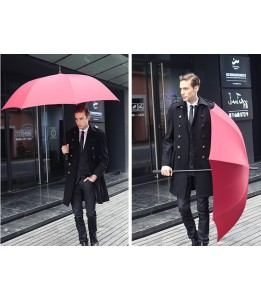 "30"" Large Premium Golf Umbrella - Automatic Open"