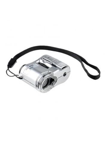 60x LED UV Mini Microscope