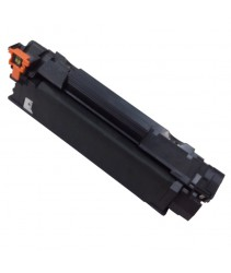 Color Laser Toner Compatible for HP CB540A-Black