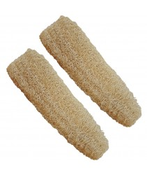 Natural Loofah or Luffa Sponge Body Bath / Skin Care/ Bowl Washing (x2 unit)