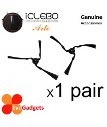 iCLEBO Side Brush (ARTE and POP) x 1 Pair ( Right and Left )