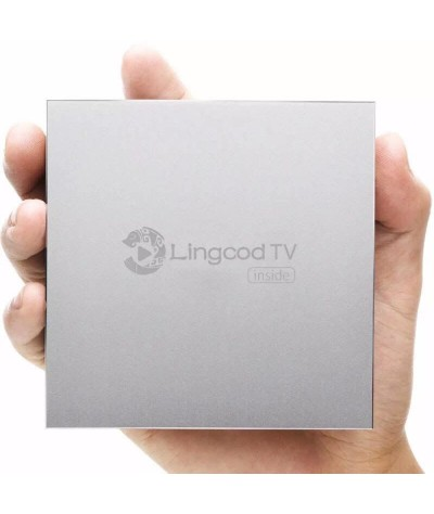 Premium TV BOX with Rich Content - Lingcod IPTV TVBox (FREE 1 year subcription fee)