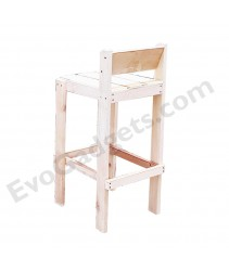 Hademade Solid Wood Chair