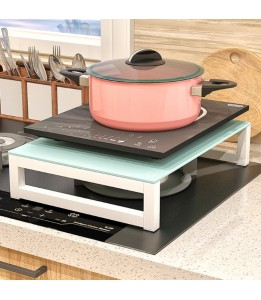 Multipurpose Kitchen Shelf/Rack - Create More Space While Cooking