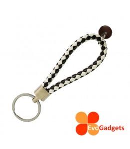 Creative Woven Rope Keychain