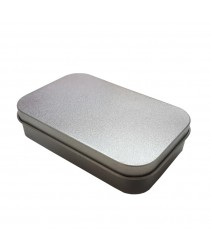 Small Size Multipurpose Storage Box / Gift Box - Rectangle Shape Tin Box
