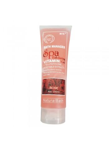 Natural SPA Exfoliating Gel (Body Scrub Wash)