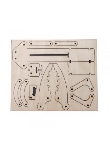 EvoGadgets DIY Piston Hydraulic Mechanical Arm - STEM Education