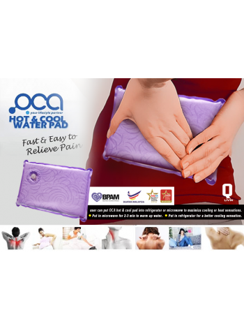 OCA Hot and Cool Water Pad / Hot & Cooling Pad
