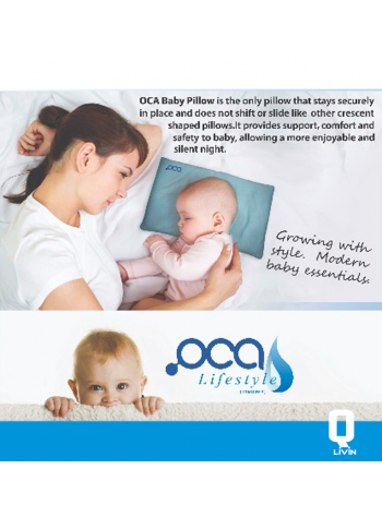 OCA Baby Water Pillow / Baby Pillow