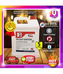 305 QUAT Multi Surface Sanitizer / Pembersih Quat Pelbagai Permukaan