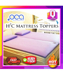 EvoGadgets OCA Waterbed / H2C Mattress Toppers / OCA Water Mattress