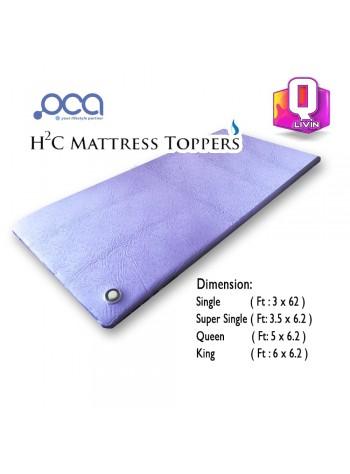 EvoGadgets OCA Waterbed / H2C Mattress Toppers / OCA Water Mattress