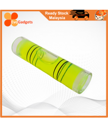 EvoGadgets Mini Bubble Level / Spirit Level for Photo Frame / Mural Hanging