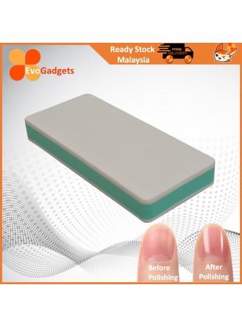 EvoGadgets Professional Double Sided Nail Polish Block / Nail Buffer / Nail Buffering / Pengilat Kuku Manicure