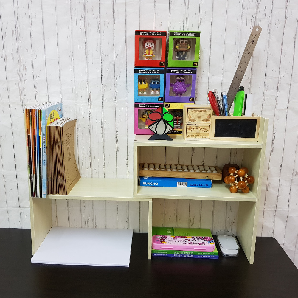Multipurpose Table Top Organizer - Perfect Match for Study, Workstation and Office Table